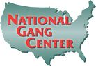 Earlier logo for the National Gang Center
