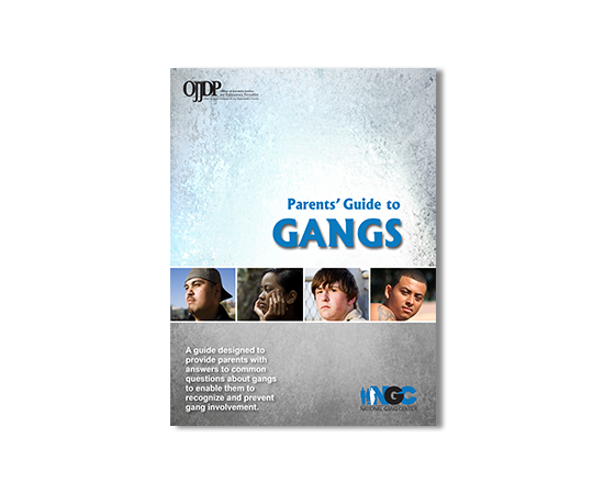 Parent's Guide to Gangs Graphic'