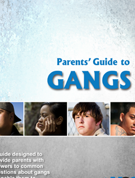 Parents' Guide to Gangs document Thumbnail