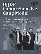 "Cover page thumbnail of ""A Guide to Assessing Your Community's Youth Gang Problem"""